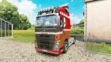 Volvo FH 540 für Euro Truck Simulator 2