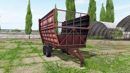 PIM 20 für Farming Simulator 2017