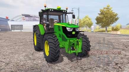 John Deere 6115M v2.0 pour Farming Simulator 2013