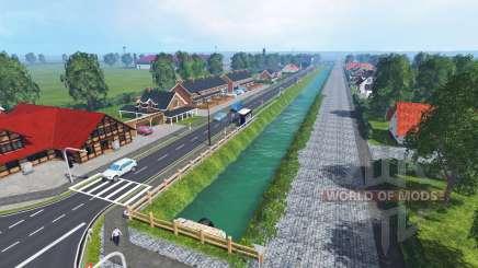 Papenburg v2.9 für Farming Simulator 2015