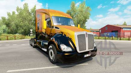 Kenworth T680 v1.1 pour Euro Truck Simulator 2