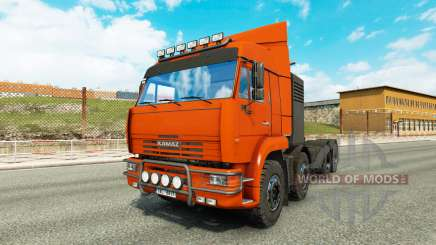 KamAZ 65201 v1.1 pour Euro Truck Simulator 2