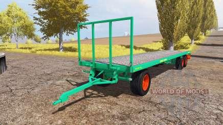 Aguas-Tenias PGRAT v2.5 pour Farming Simulator 2013