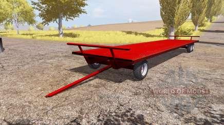 JBM Flat Racks pour Farming Simulator 2013