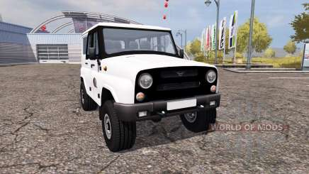 UAZ Hunter (315195) pour Farming Simulator 2013