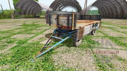 Tractor trailer für Farming Simulator 2017