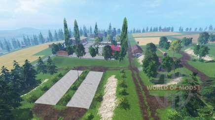 DtP v1.1.1 pour Farming Simulator 2015