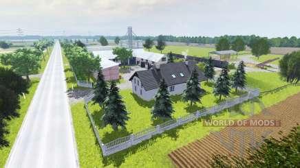 West für Farming Simulator 2013