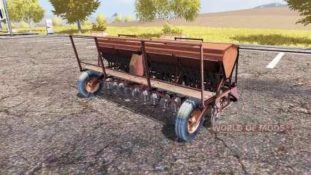 SZP 3.6 pour Farming Simulator 2013