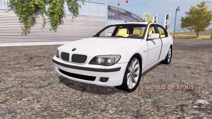 BMW 760Li (E65) pour Farming Simulator 2013