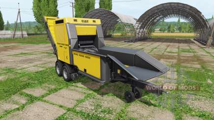 Caterpillar super forest pour Farming Simulator 2017
