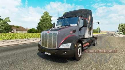 Peterbilt 579 v1.1 pour Euro Truck Simulator 2