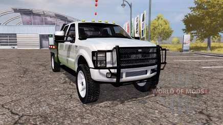 Ford F-350 2010 pour Farming Simulator 2013
