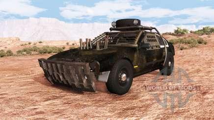Ibishu 200BX Mad Max v0.3 pour BeamNG Drive