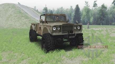 Jeep M715 für Spin Tires