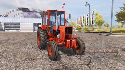 MTZ 80 Biélorussie pour Farming Simulator 2013
