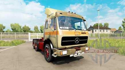 Mercedes-Benz 1632 v1.1 für Euro Truck Simulator 2