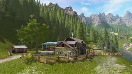 Goldcrest Mountains v2.0 pour Farming Simulator 2017