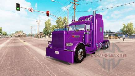 Peterbilt 389 v2.1 für American Truck Simulator