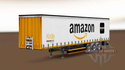 Trailers pack pour Euro Truck Simulator 2