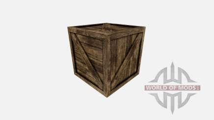 Wooden crate pour Farming Simulator 2015
