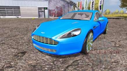 Aston Martin Rapide pour Farming Simulator 2013