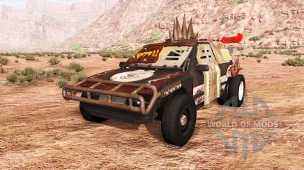 Ibishu Covet Mad Max v0.3 pour BeamNG Drive