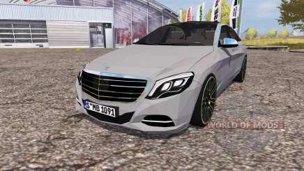 Mercedes-Benz S 350 (V222) 2014 für Farming Simulator 2013