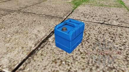 Kanister mit Flüssigdünger v1.1 für Farming Simulator 2017