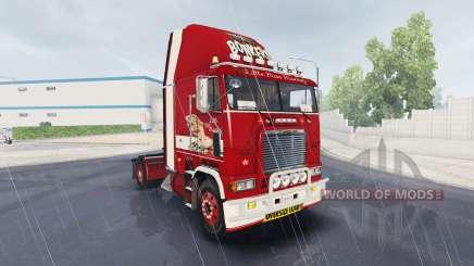 La peau de Little Miss sur camion Freightliner FLAG pour American Truck Simulator