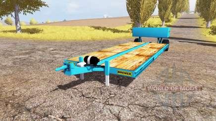 Bremer TP pour Farming Simulator 2013