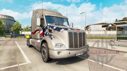 Peterbilt 579 v1.2 für Euro Truck Simulator 2