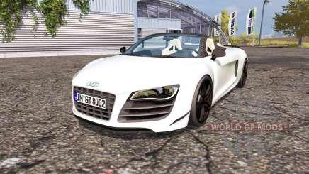 Audi R8 Spyder pour Farming Simulator 2013
