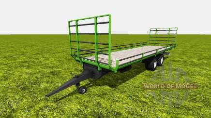 Roundbale transporter pour Farming Simulator 2013