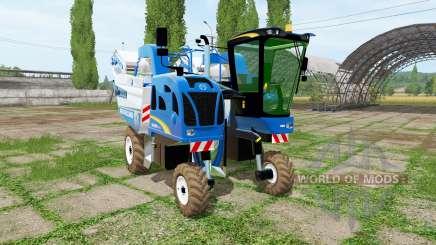 New Holland 9060L v0.1 pour Farming Simulator 2017