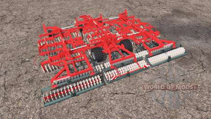 Kvernland scheibenegge v1.1 pour Farming Simulator 2013