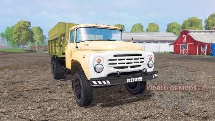ZIL 130 v2.3 pour Farming Simulator 2015