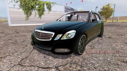 Mercedes-Benz E-Klasse Estate (S212) v2.0 für Farming Simulator 2013