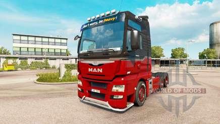 MAN TGX v1.6 pour Euro Truck Simulator 2