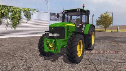 John Deere 6620 v3.0 pour Farming Simulator 2013