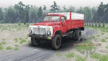 GAZ 53 4x4 pour Spin Tires