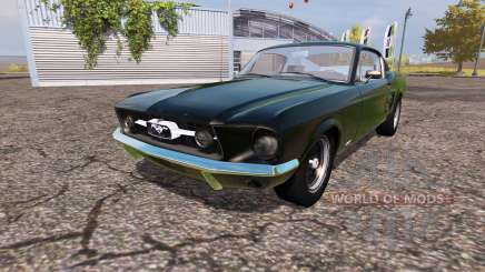 Ford Mustang 1965 pour Farming Simulator 2013