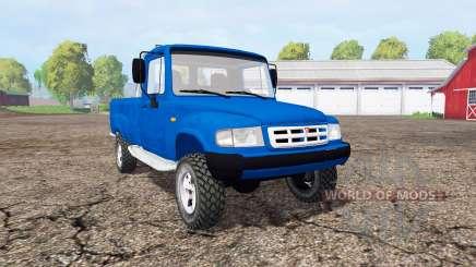 GAZ Ataman (2308) pour Farming Simulator 2015