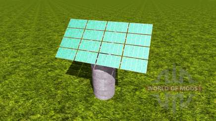 Solar collector pour Farming Simulator 2015