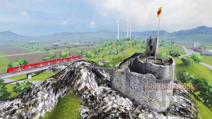 Margrave für Farming Simulator 2013