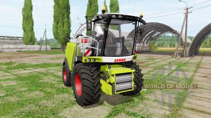 CLAAS Jaguar 980 für Farming Simulator 2017