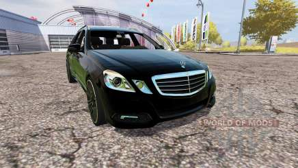 Mercedes-Benz E-Klasse Estate (S212) für Farming Simulator 2013
