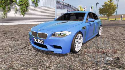 BMW M5 (F10) v2.0 pour Farming Simulator 2013