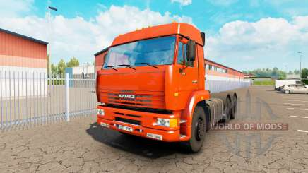 KamAZ 6460 v2.0 pour Euro Truck Simulator 2