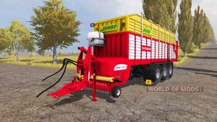 POTTINGER Jumbo 10000 Powermatic pour Farming Simulator 2013